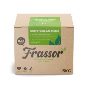Universele Meststof (5Kg voor 50m2) Frassor